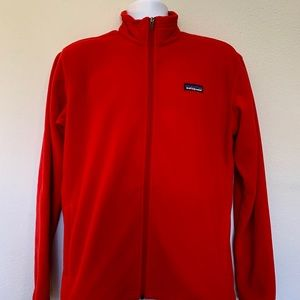 Patagonia midweight fleece jacket